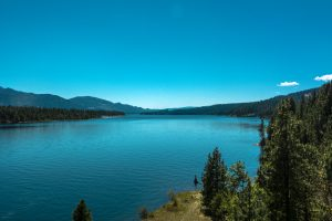 Lake Roosevelt at Kettle Falls