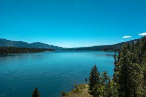 Lake Roosevelt at Kettle Falls