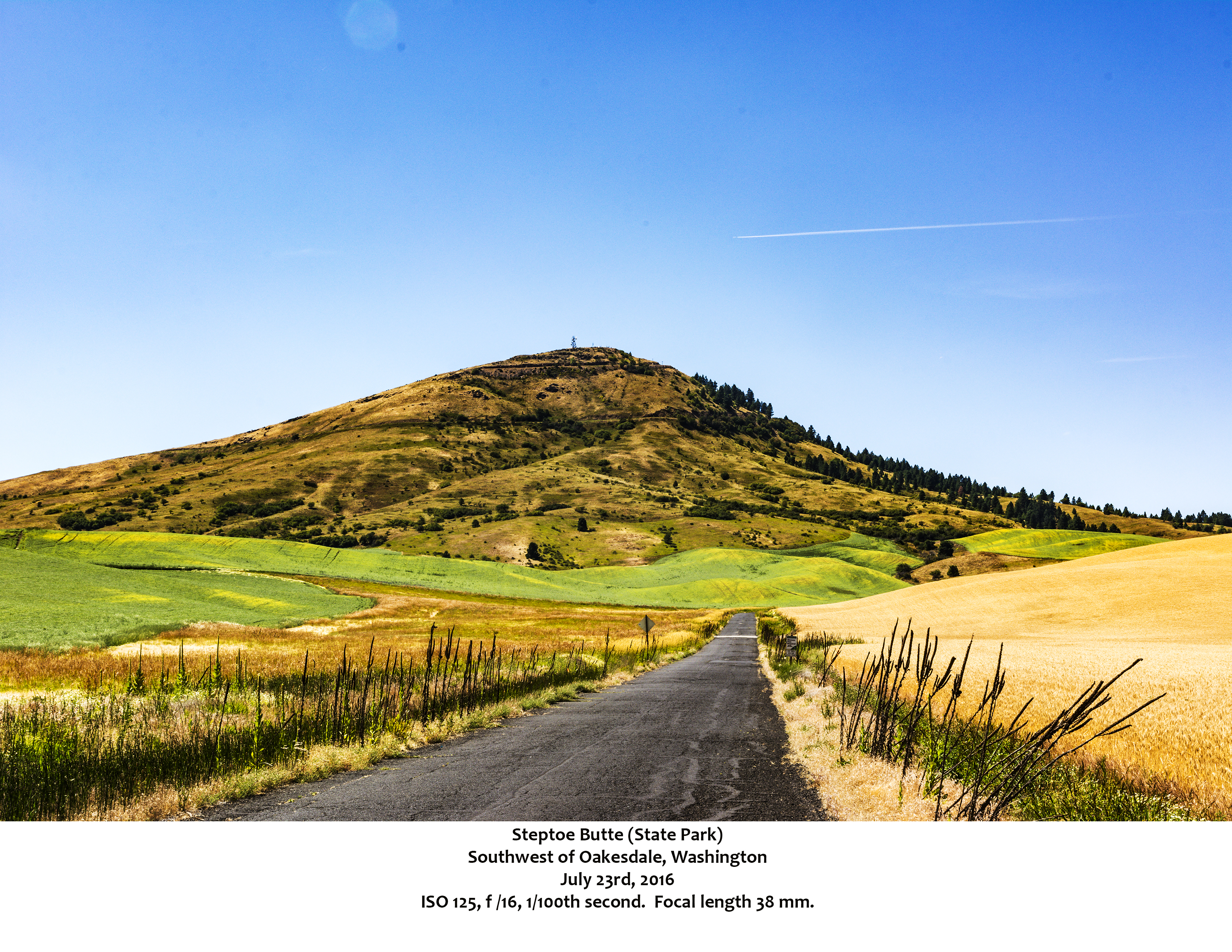 Steptoe Butte State Park