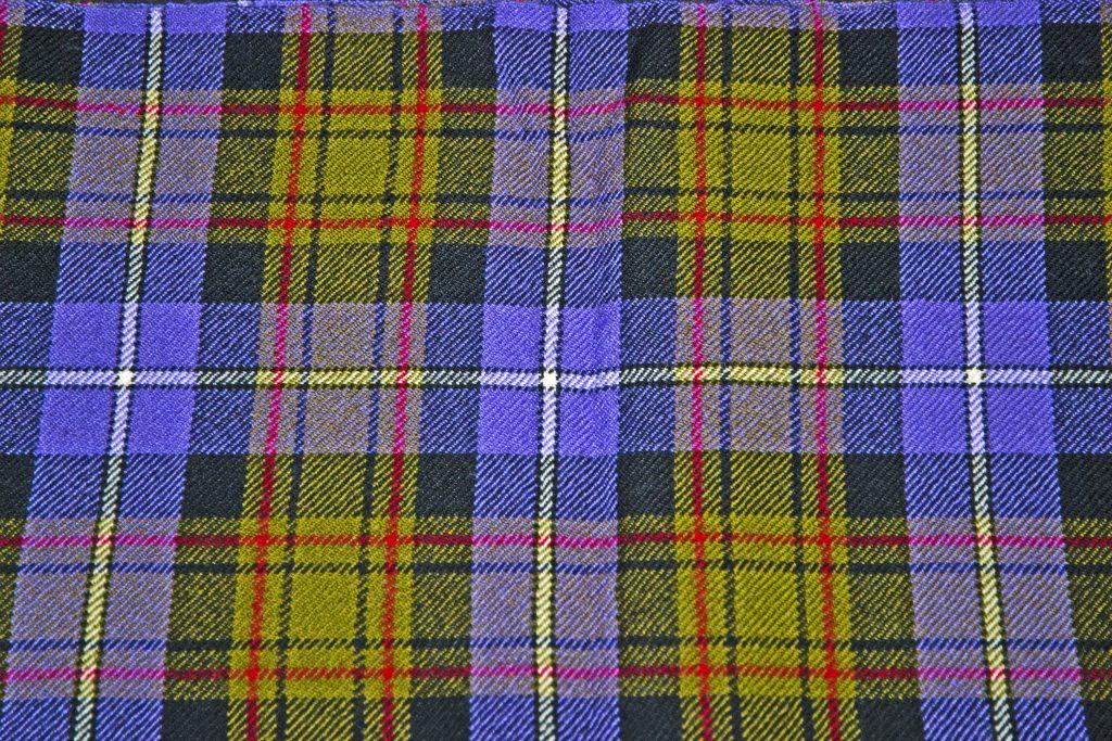 MacRae Tartan men's scarf