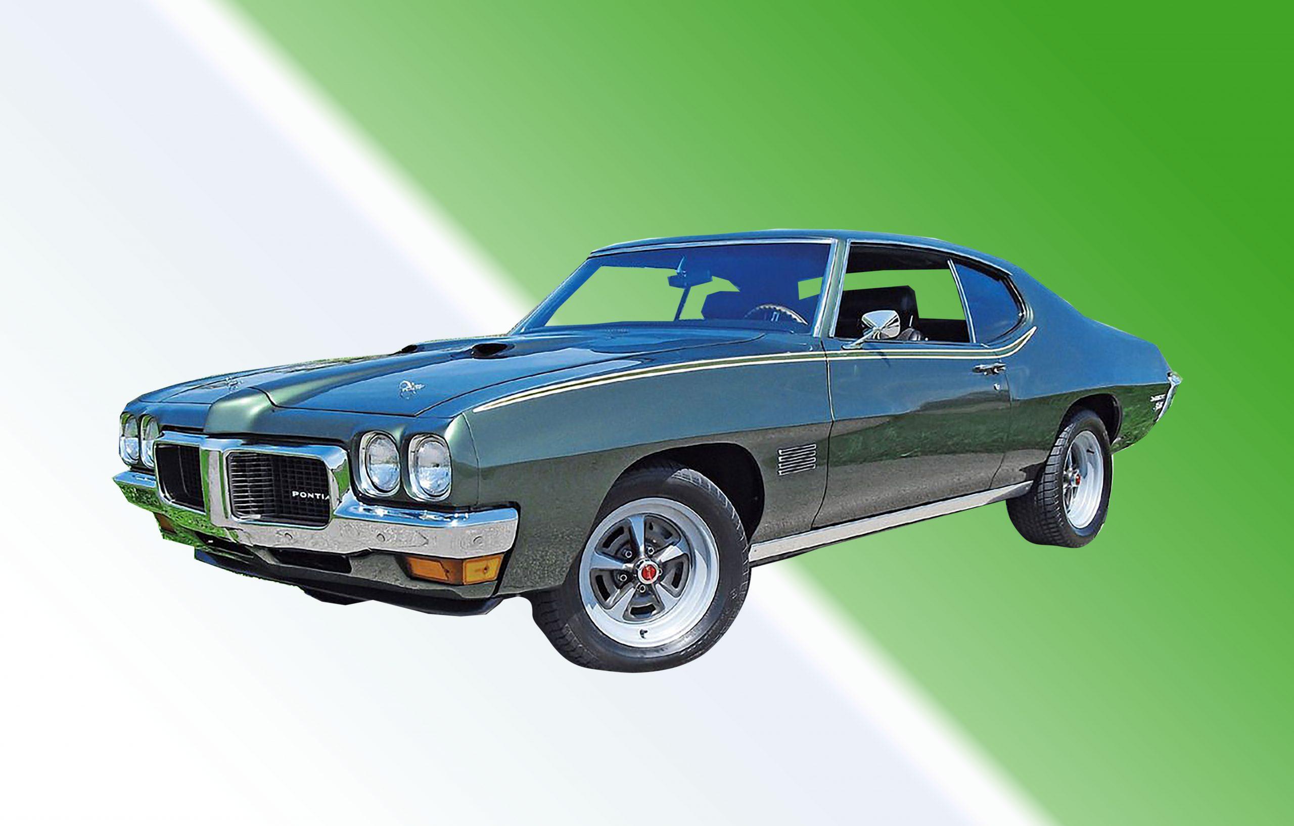 Pontiac Motor Cars
