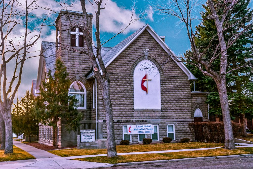 The Laurel Montana United Methodist Church