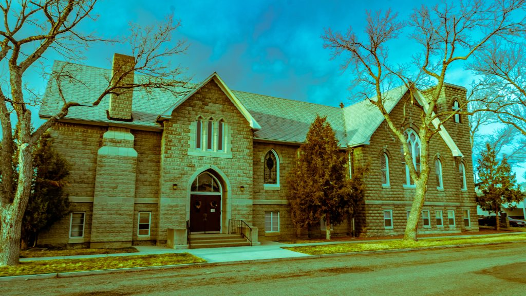 The Long Side of the Laurel UMC