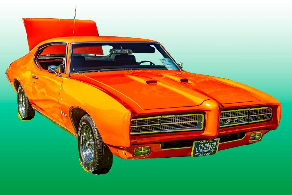1969 Pontiac GTO, Pontiac Motor Cars