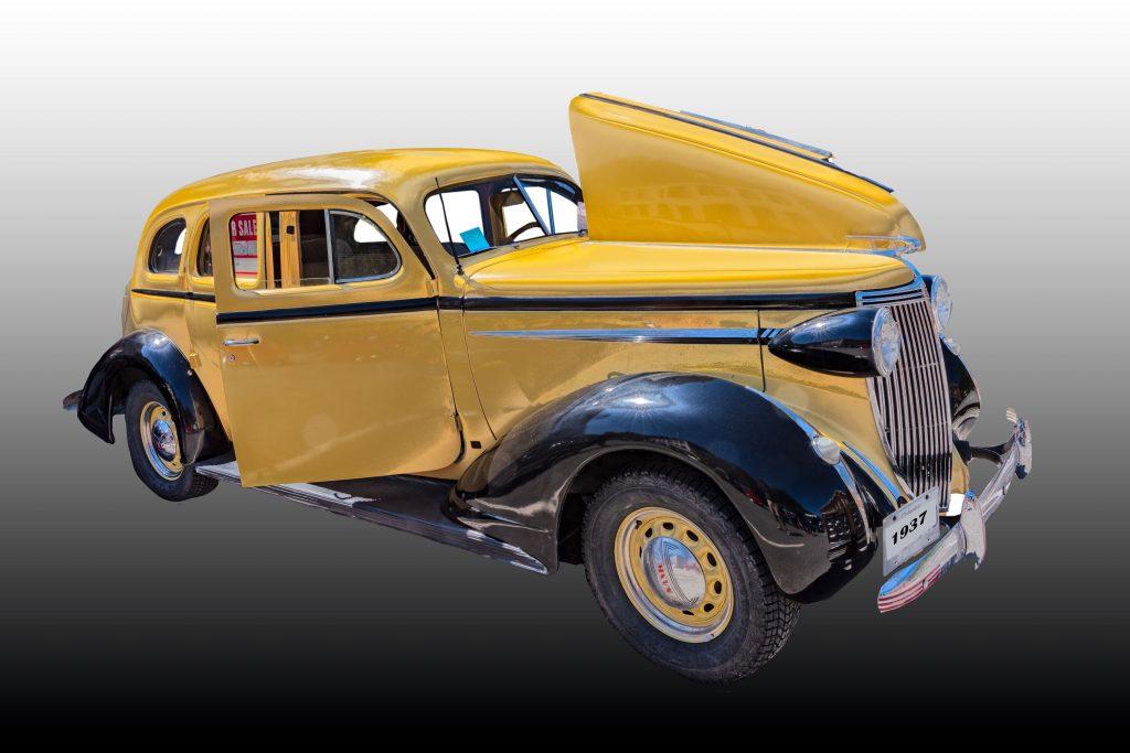 A 1937 Nash Ambassador--Live a Little