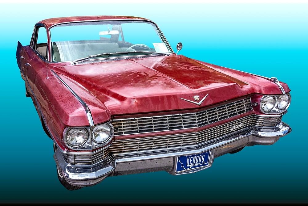 a 1964 Cadillac Six Window Sedan de Ville