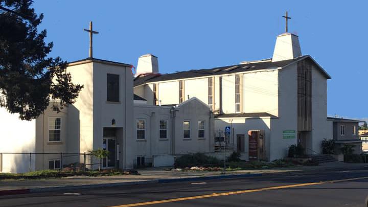 The El Cerrito Methodist Church