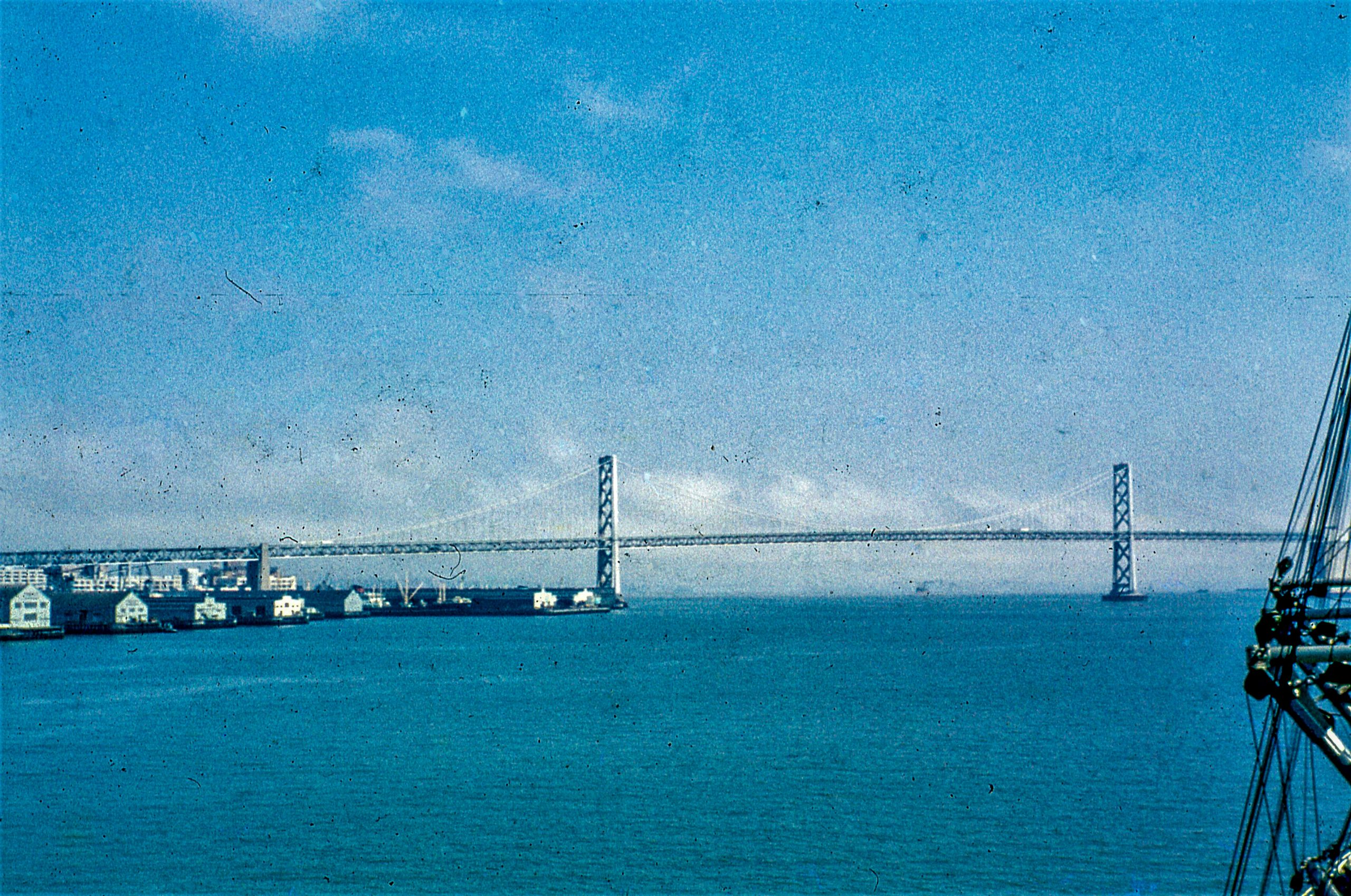 Crossing the Pacific by Freighter