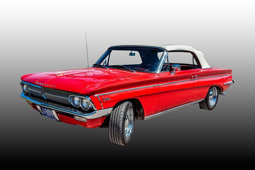1962 Oldsmobile F85 Cutlass S, a very merry Oldsmobile