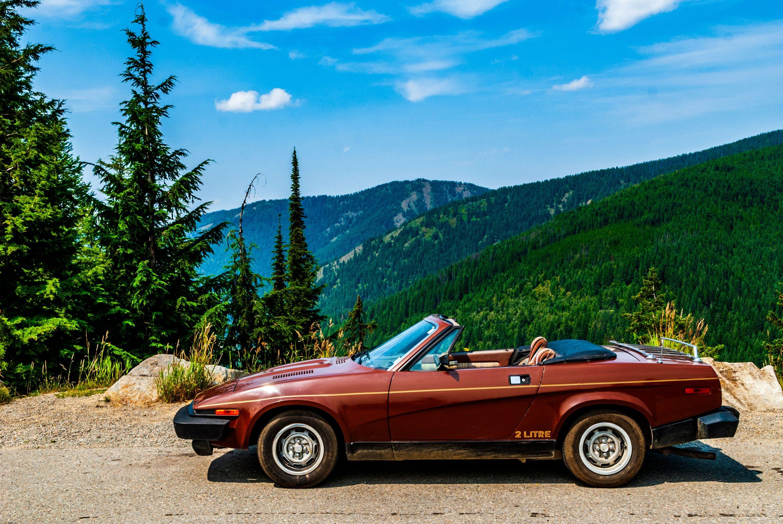 My Triumph TR7 Saga