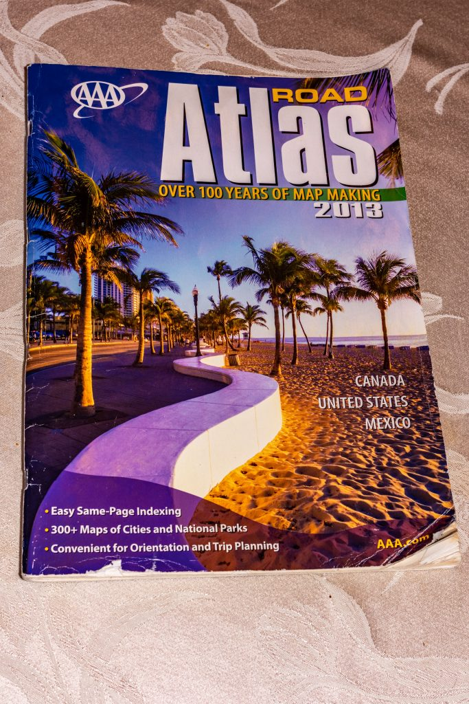 The whole atlas--a finished roadmap to success