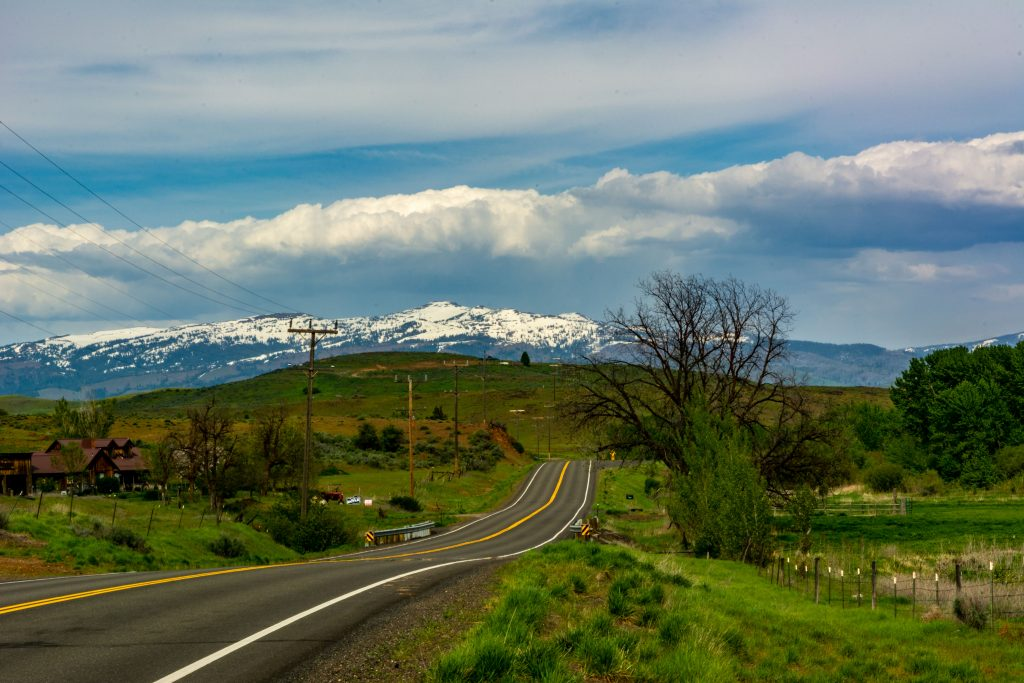 Adams County, Idaho, Farmland