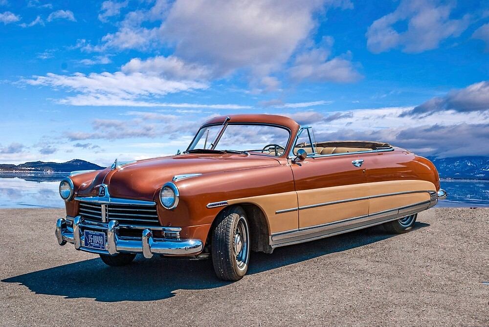 1949 Hudson Commodore.  Link takes you to my RedBubble sales gallery.