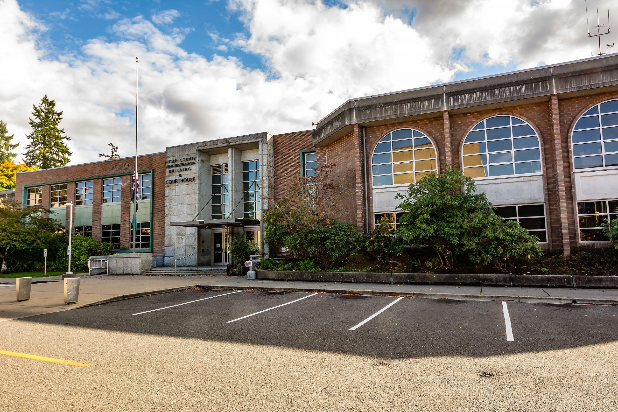 The Kitsap County Washington Court House