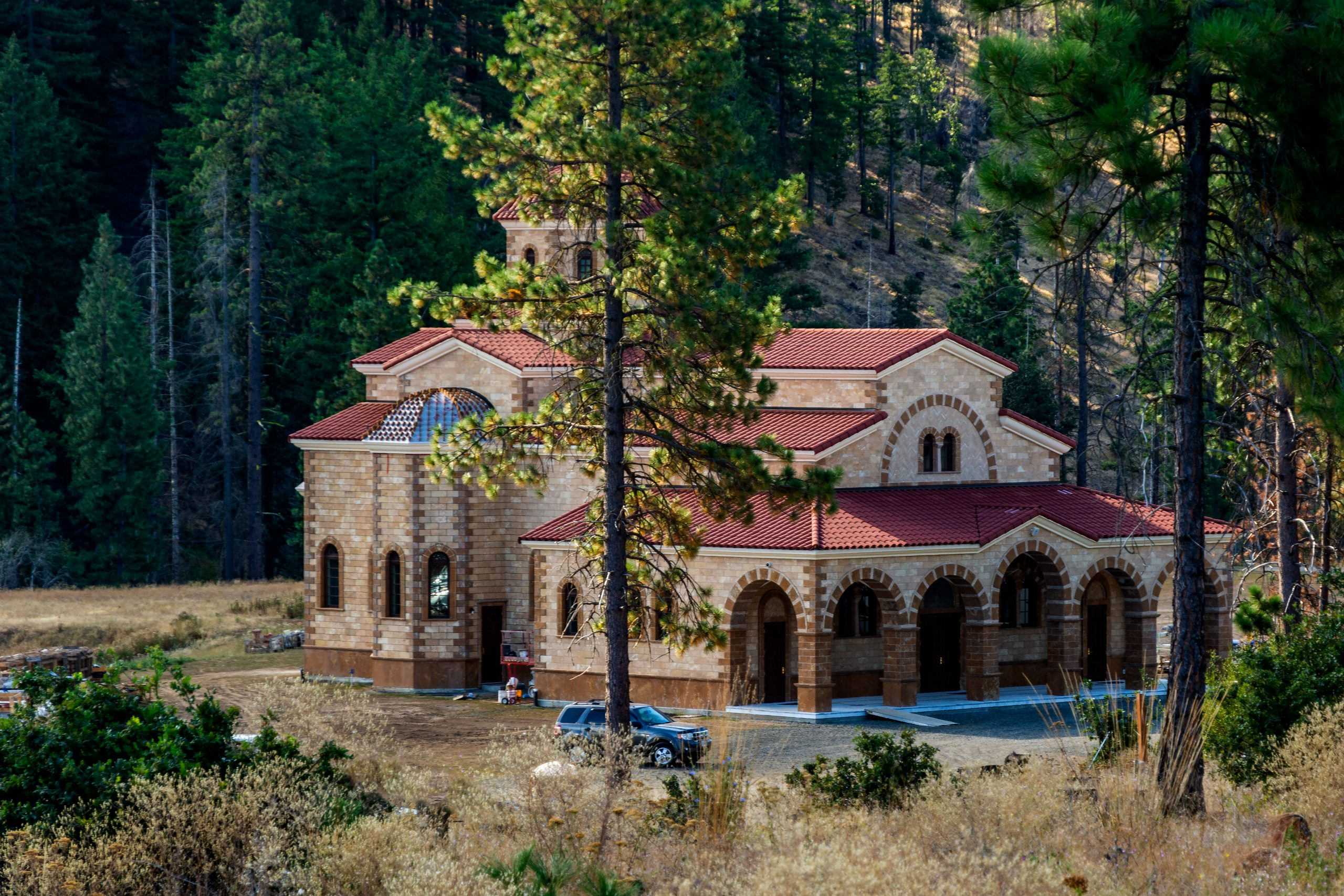 The Monastery of St. John Forerunner, Goldendale, Washington