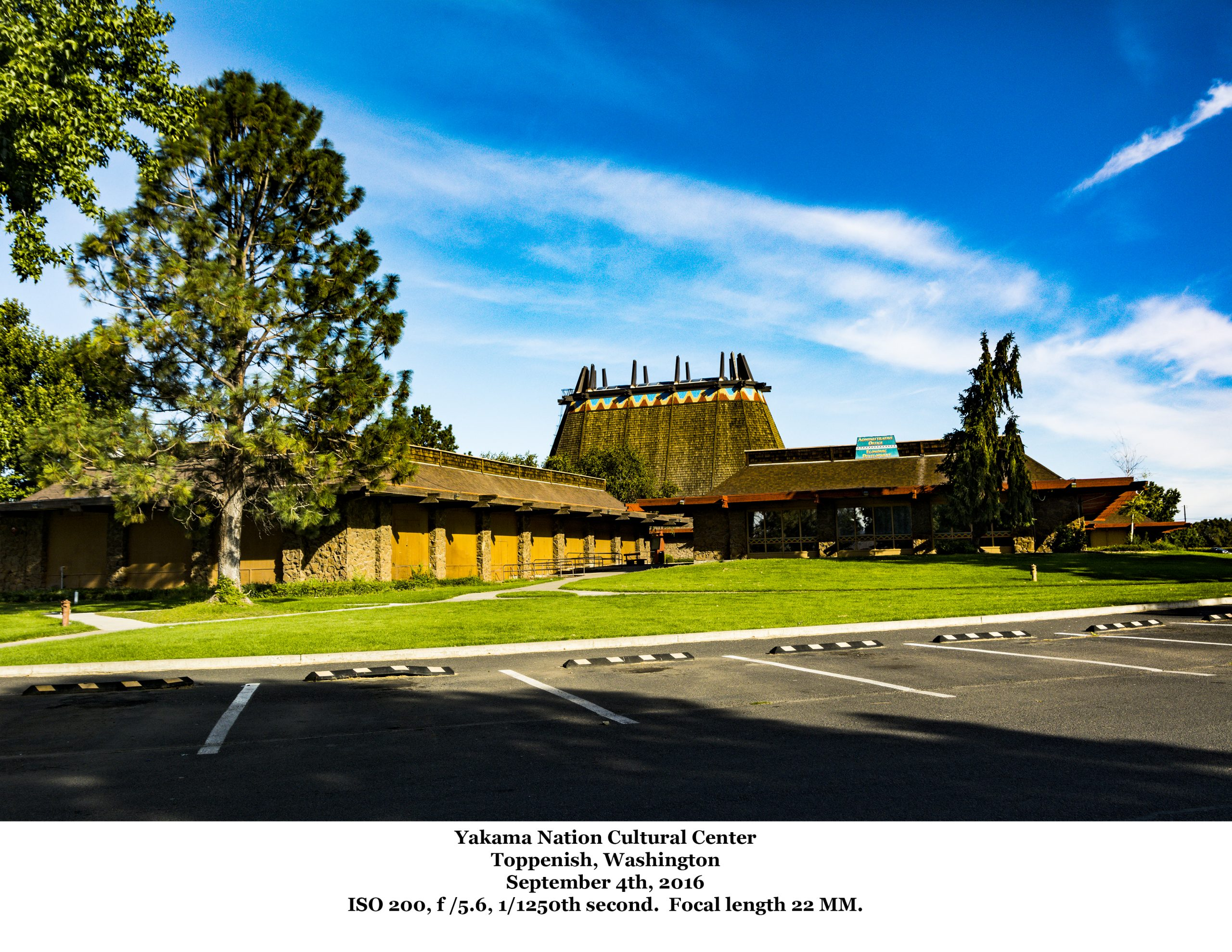 The Yakama Nation Cultural Center
