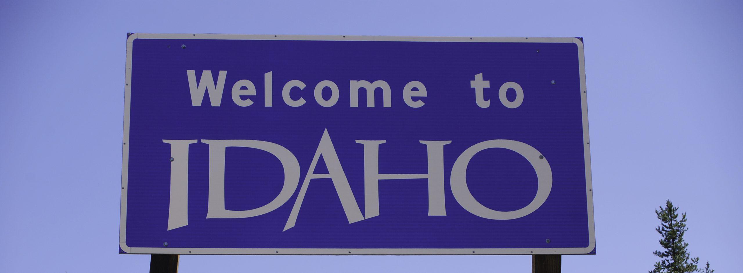 Welcome to Idaho Sign